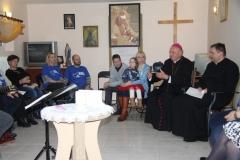 Spotkanie modlitewne z Biskupem Stefankiem