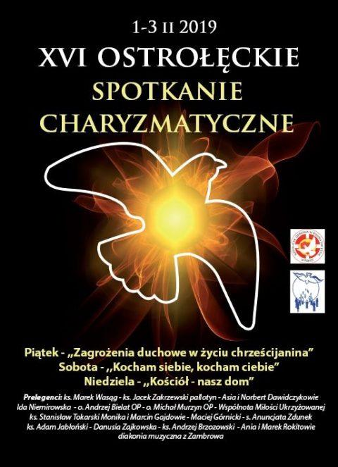 XVI Ostrołęckie Spotkanie Charyzmatyczne